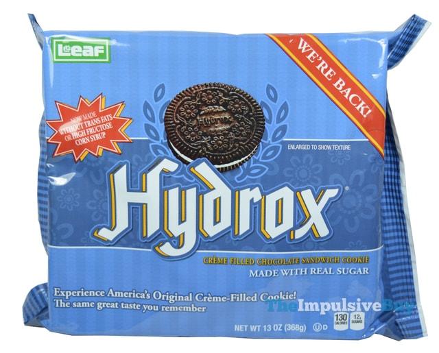 Leaf Hydrox Cookies (2015)