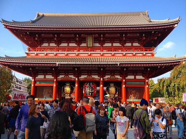 Nasa Asakusa Shrine Ako #Asakusa #Shrine #Tokyo #Japan #TiffJP #Travel #Explore #FindMyTokyo
