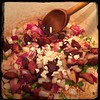 #Homemade #Seafood #Gumbo #CucinaDelloZio - add onions, garlic & jalapeño
