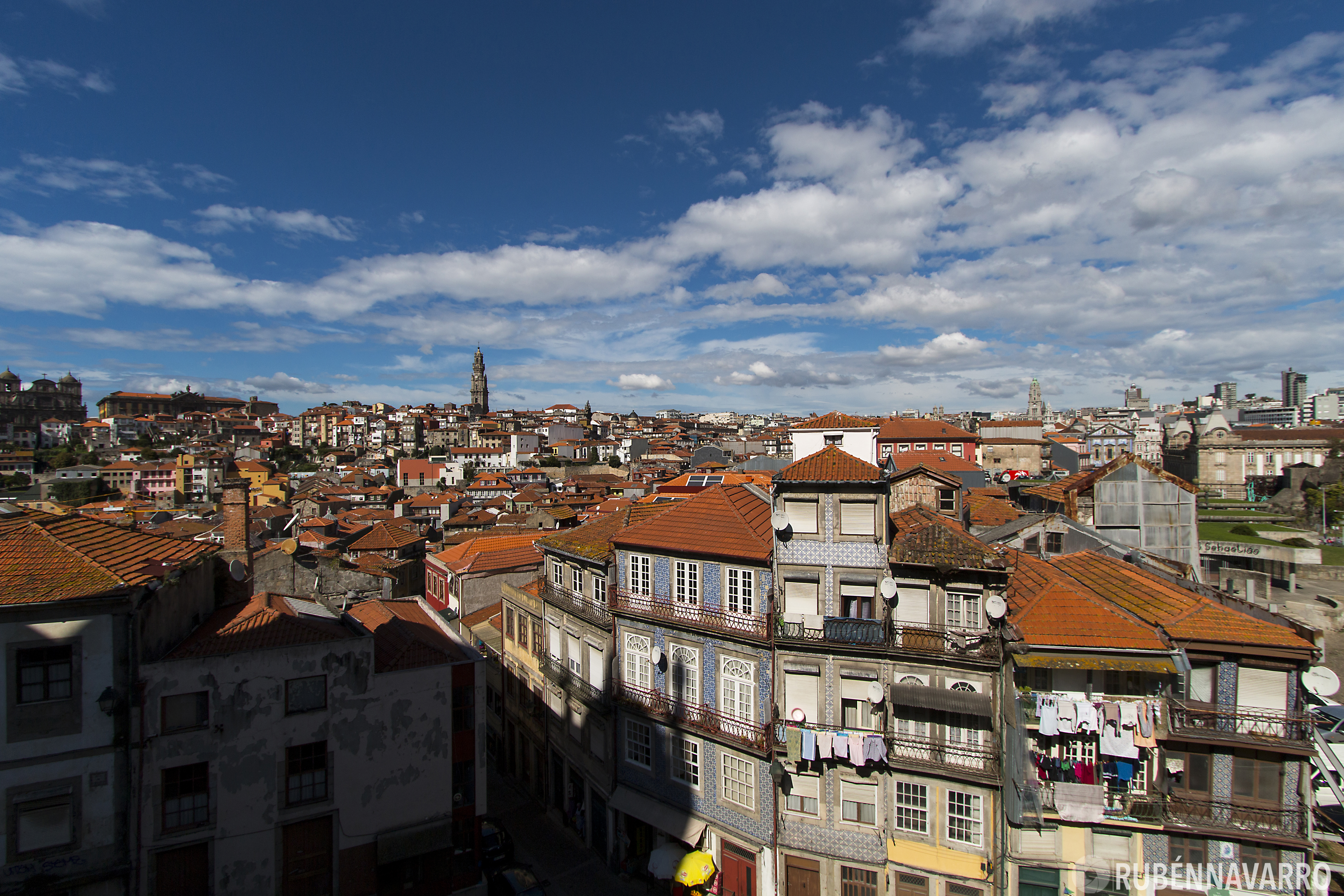 ruta por el norte de portugal Oporto