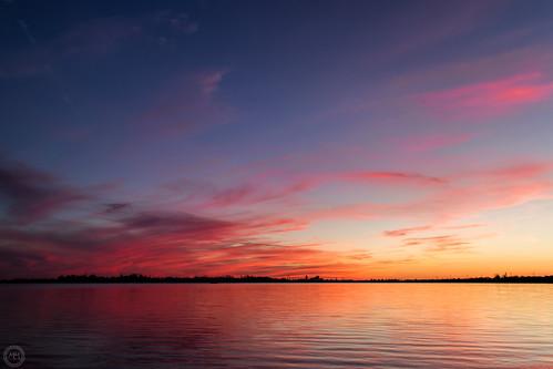 Sunset Horseshoe Lake State Park
