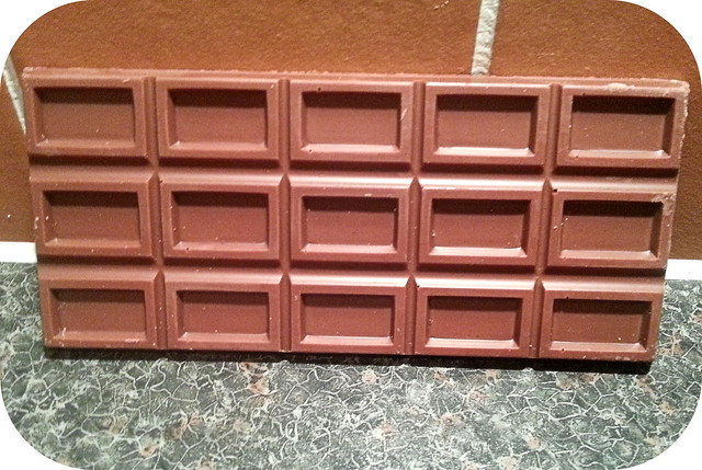 Artisan du Chocolat Creme Brulee Milk Chocolate Bar