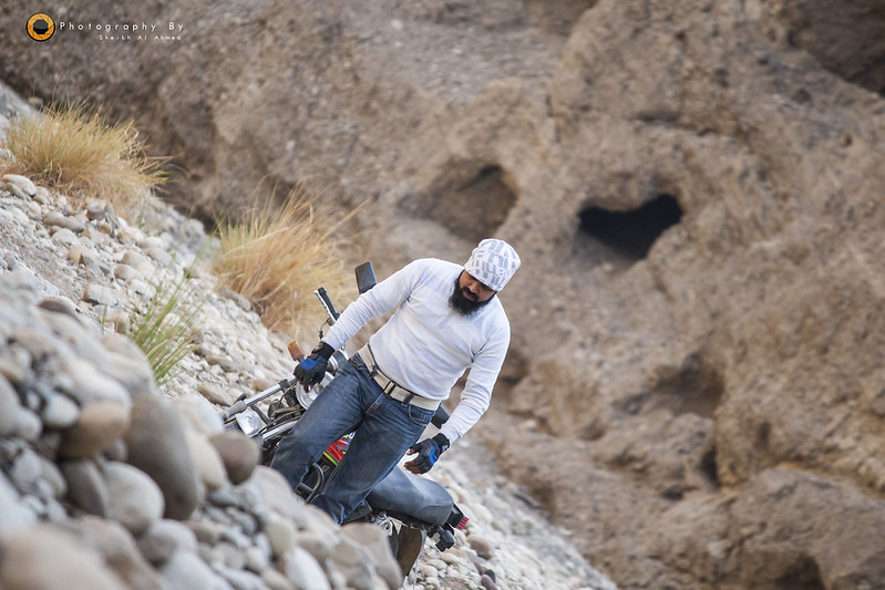 Trip to Cave City (Gondhrani) & Shirin Farhad Shrine (Awaran Road) on Bikes - 22949417879 603fa1866a c