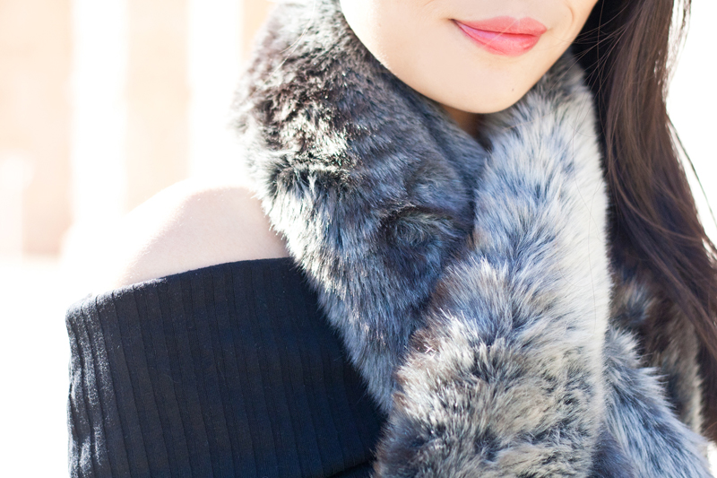 08-sf-fall-black-fur-scarf-fashion-style