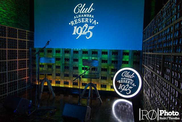 Presentación del Ciclo Club Alhambra Reserva 1925