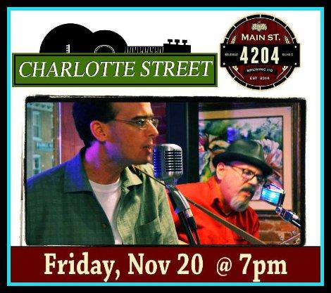 Charlotte Street 11-20-15