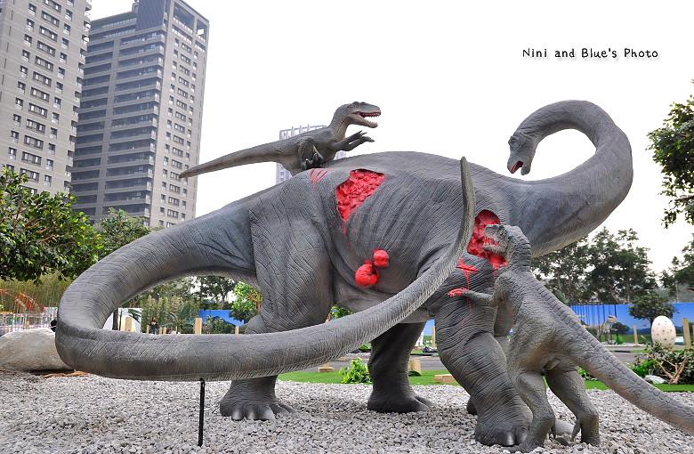 台中恐龍展22