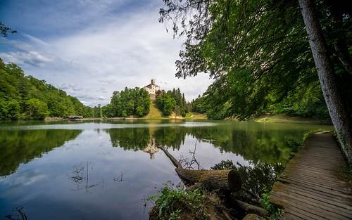 lakes croatia hrvatska trakošćan hrvatskozagorje zagorje lakecastle nikond600 castletrakošćan laketrakošćan sigma12244556