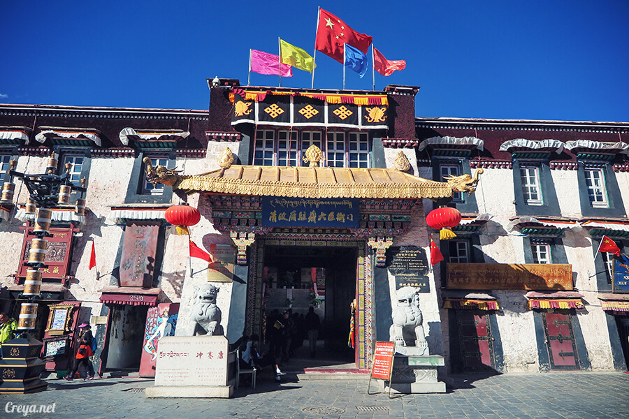 2015.12.09 ▐ Tibet 西藏踢北去 ▐ 尋找藏人真正的拉薩中心,被信仰力量震撼的大昭寺與舊城區 07.jpg
