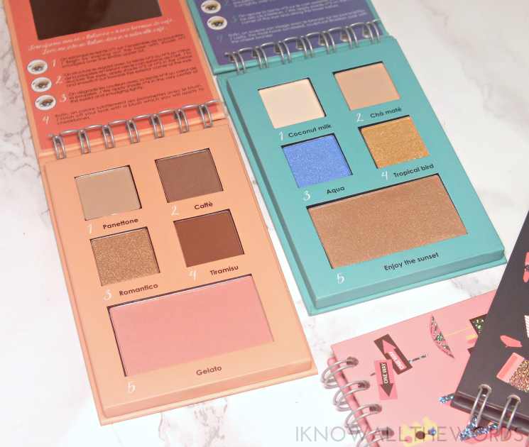 Sephora Holiday 2015 Colour Around the World Face & Eye Palette Set (4)
