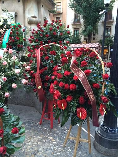 Flores para la Inmaculada