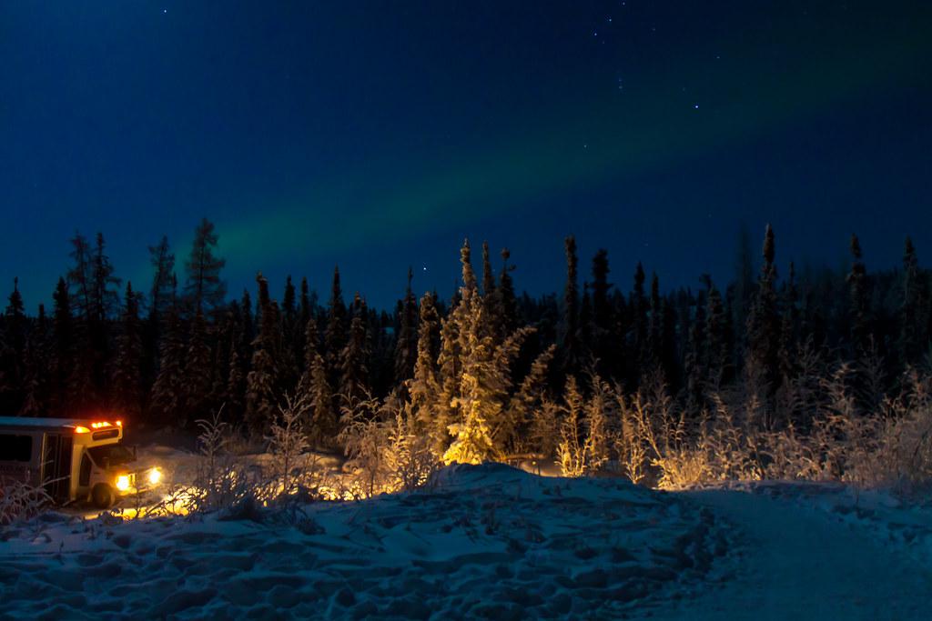 Canada. Yellowknife
