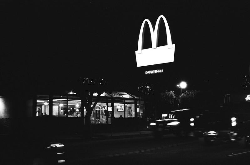McDonald's, West LA