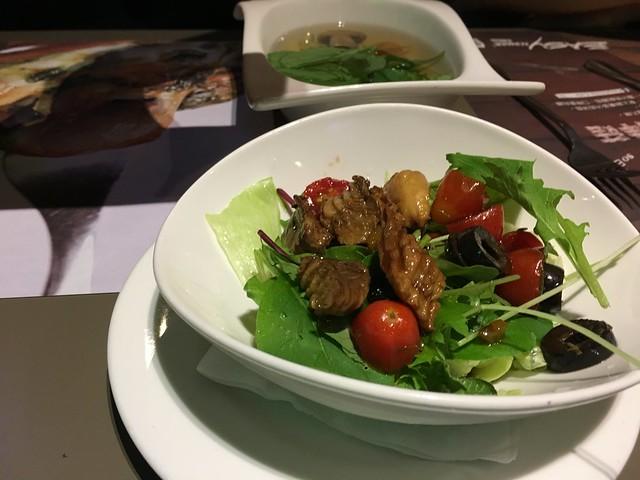板橋 Easy House,超像肉的素食XD