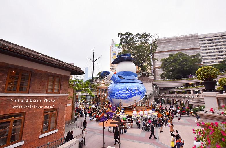 香港1881 Heritage廣場旅遊景點27