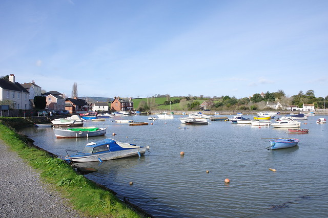 Cockwood Harbour