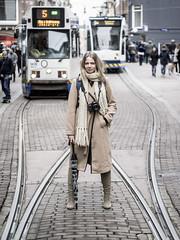 Kimberley, Amsterdam 2017: Stopping all traffic