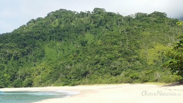 naturist beach 0000 praia Brava de Trinidade, Rio de Janeiro, Brasil