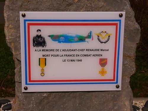 Mémorial de l'adjudant-chef Renaudie