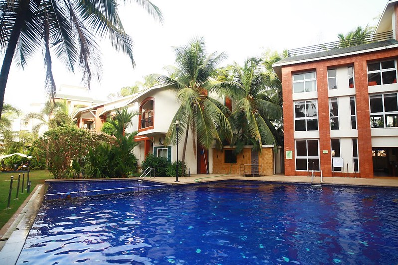 Duplex Villa for 8 near Baga