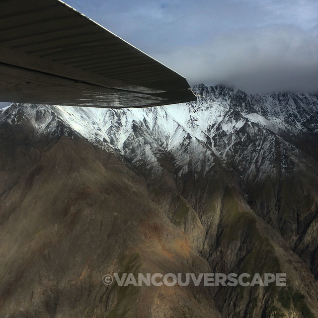 Kluane National Park glaciers