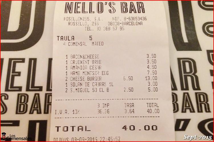 Nellos - Barcelona