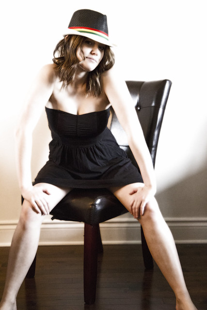 Sexy on a chair 2