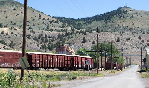 railroad oregon us395