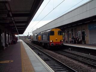 20302 and 37667 (19-5-14) Warrington Bank Quay