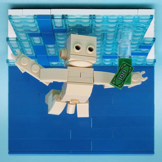 """LEGO: Nirvara """"Nevermind"""""""