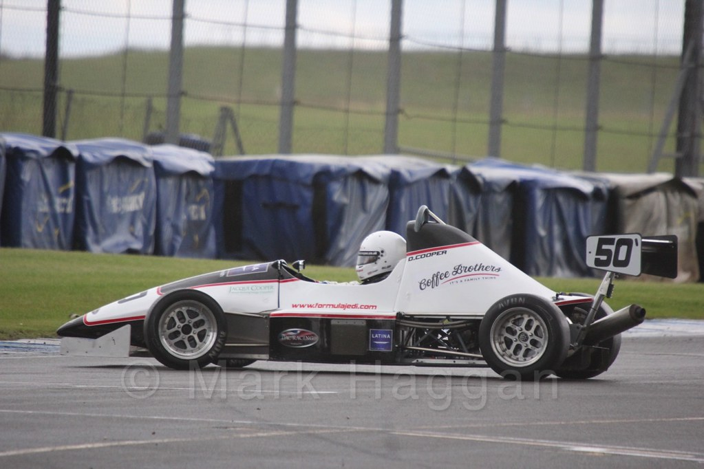 Formula Jedi at Donington, September 2015