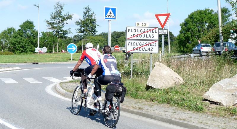 Paris-Brest-Paris = 1200 km