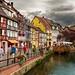 Colmar, Petite Venise, Quai de la poissonnerie by Alps-Lights