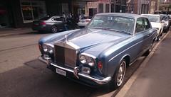 automobile, automotive exterior, rolls-royce, rolls-royce corniche, rolls-royce phantom vi, vehicle, rolls-royce silver shadow, rolls-royce corniche, antique car, sedan, classic car, land vehicle, luxury vehicle,