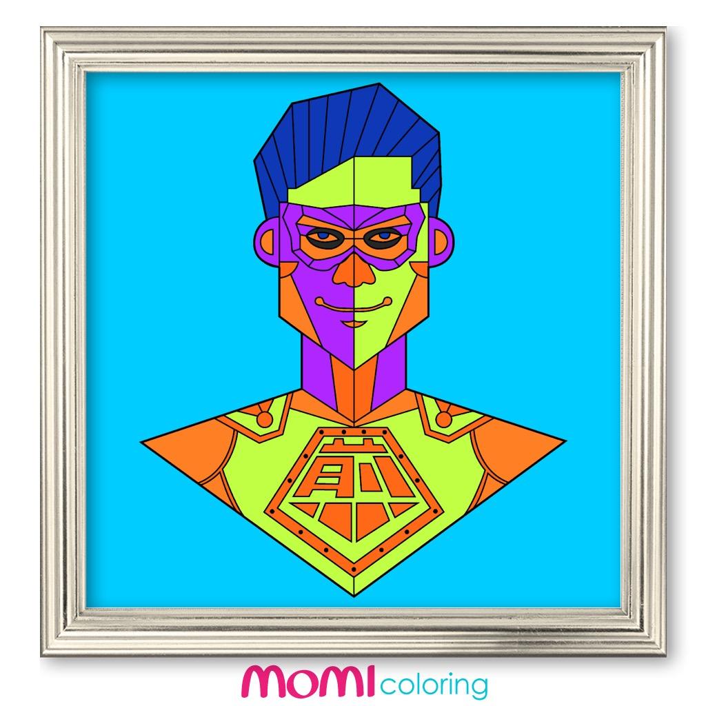 Super Hero 4