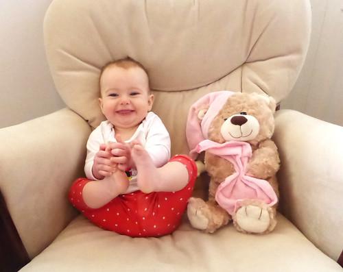 Ezri 10 months