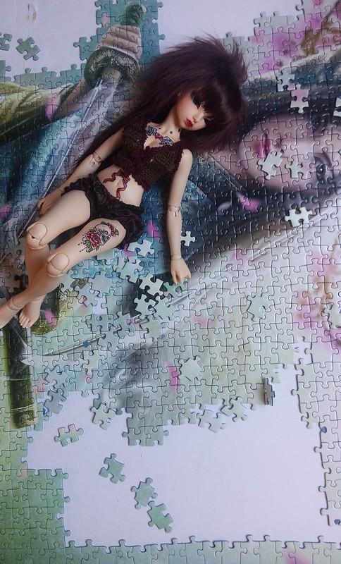 Dark ladies - Carmen, petite sorcière p.16 - Page 5 21103106179_956511ec03_c