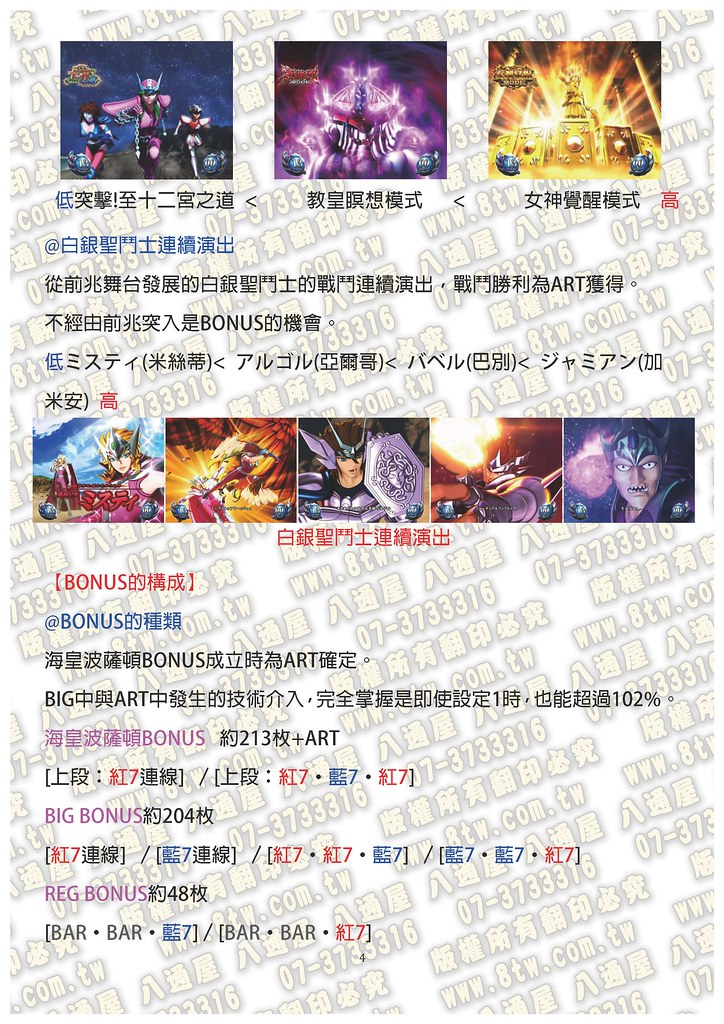 S0285聖鬥士星矢-女神聖戰 中文版攻略_Page_05