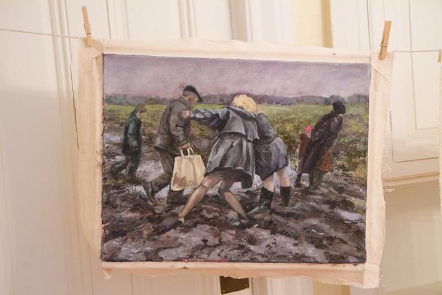 Tatyana Ostapenko, Governors Island Art Fair