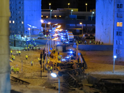 Jimmy Cauty's Model Village @ Dismaland