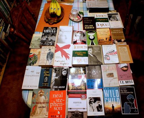 used books sale 9/25/2015