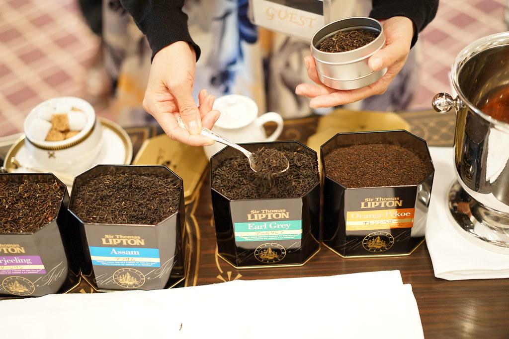 Sir Thomas LIPTON新製品プレス発表会&紅茶体験セミナー16