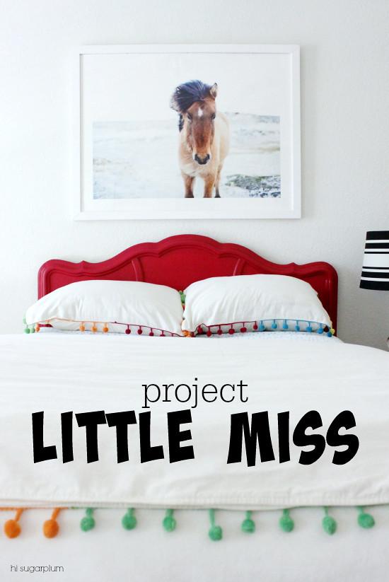 Hi Sugarplum | Project Little Miss