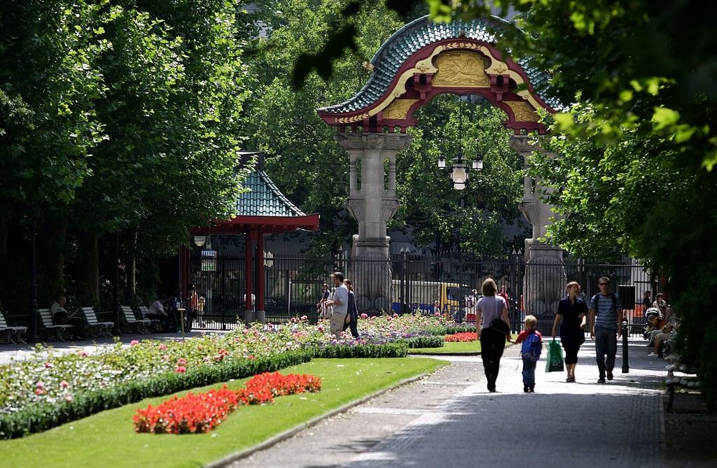 Zoologischer Garten Zoologischer Garten Landmark Eco Hotel Flickr