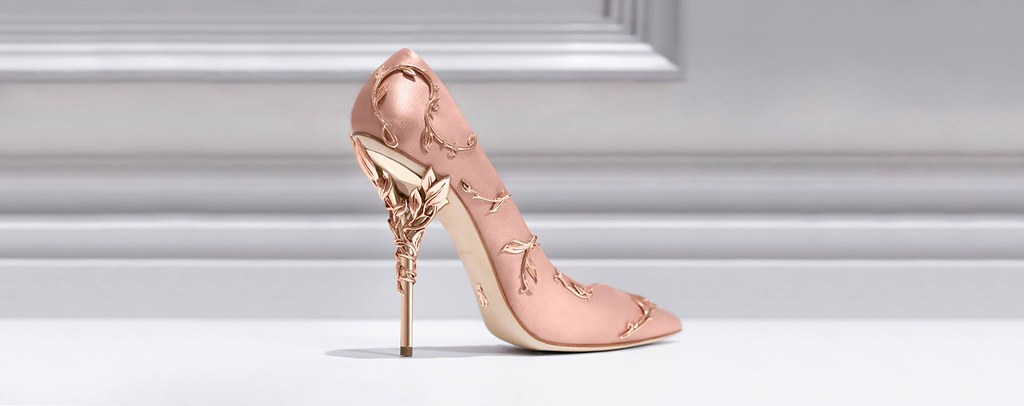 Ralph Russo Fall 2015 Shoe Collection