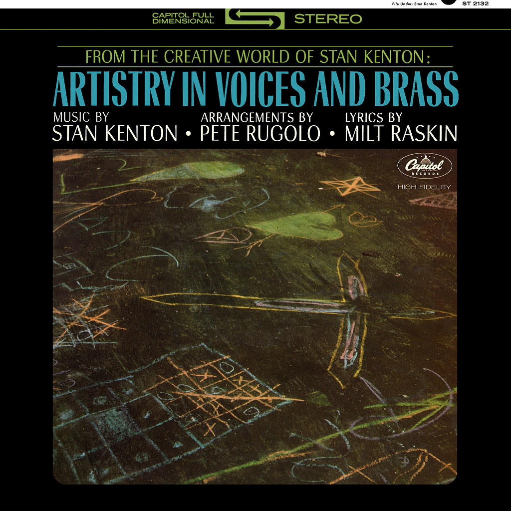 Stan Kenton - Artistry in Voices and Brass