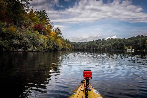 Cascade Lake and Hooker Falls-40
