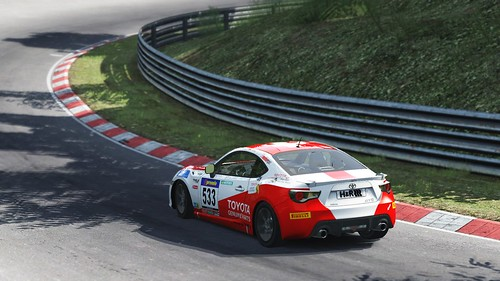 Toyota GT86 - Toyota Swiss Racing Team - VLN 2015 - Assetto Corsa