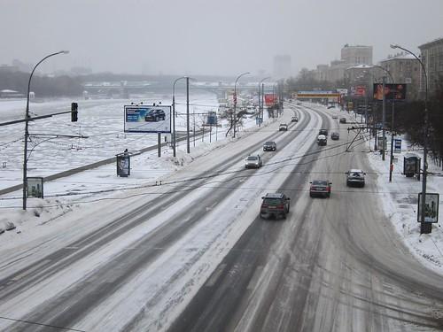Облачная погода с прояснениями и до 13 градусов мороза ожидается21 февраля