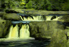 Impressionist View of Low Force Waterfall